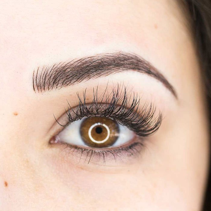Eyebrow Microblading Class 14