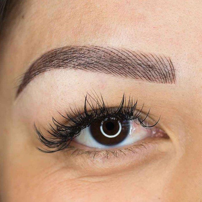 Spanish Eyebrow Microblading Class 2
