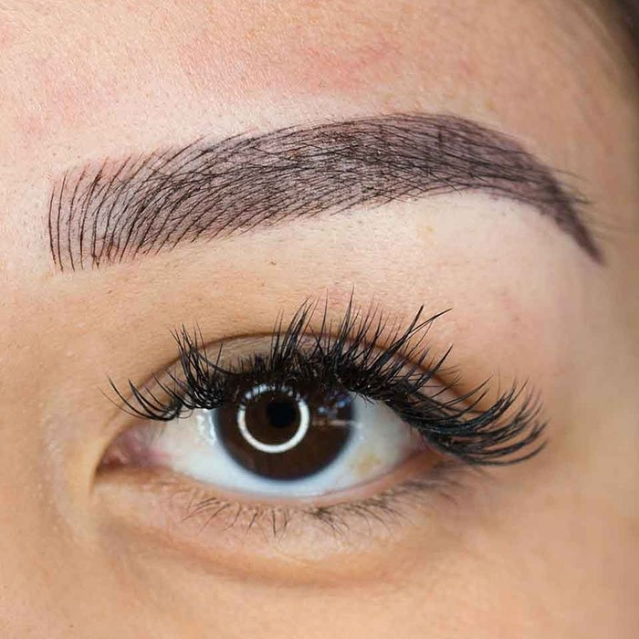 Eyebrow Microblading Class 16