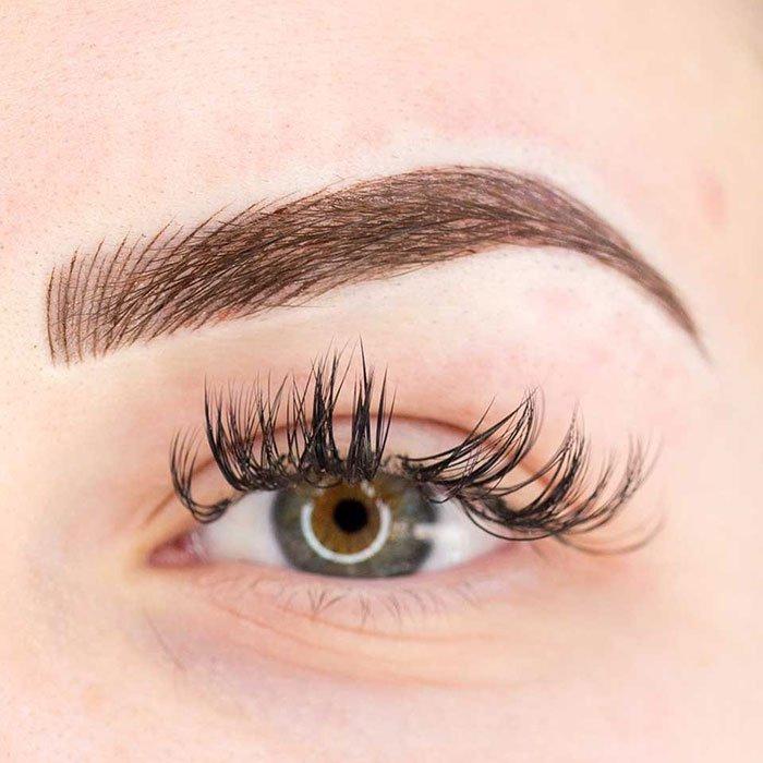 Eyebrow Microblading Class 17
